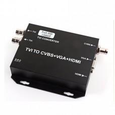 DIGI (TVI) naar HDMI converter