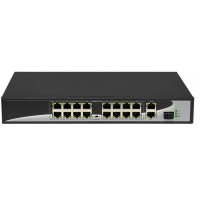 CPCSwitch 16-port POE