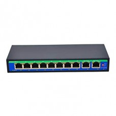 CPCSwitch 8-port POE