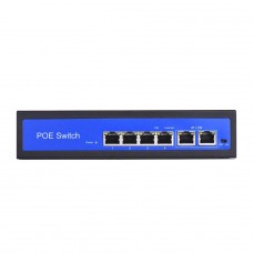 CPCSwitch 4+2-port POE